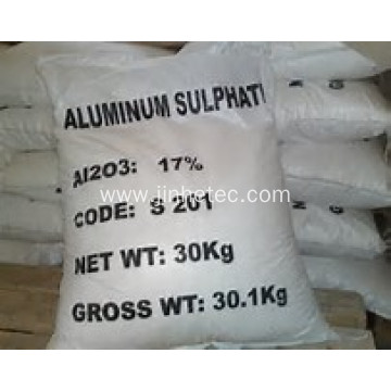 Aluminium Sulphate 15.8% For Water Treatment