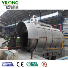 Tyre Pyrolysis Plant in Uk