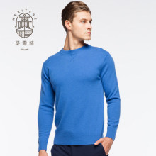 Men's Cashmere Crew Neck Sweater