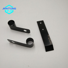 custom black painted stamping metal parts