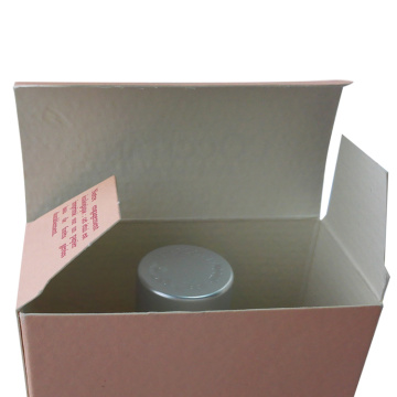Custom Packaging Cardboard Paper Perfume Box