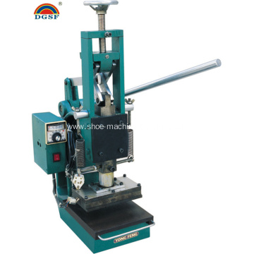 China for Leather Belt Making Machine,Leather Belt Cutting Machine,Leather Sewing Machine Manufacturers and Suppliers in China Leather Belt Manual Pressure Stamping Machine YF-20 supply to Italy Supplier