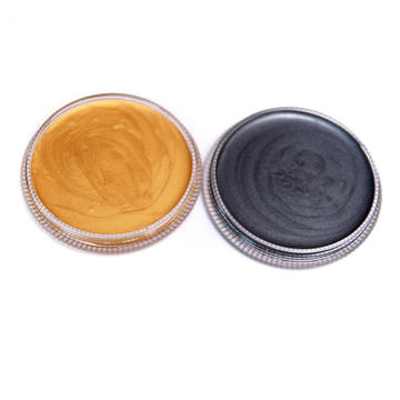 30g essential Metallic face paint colors