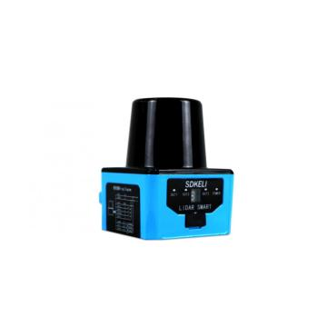 Warehouse Automation Vehicle TOF Navigation Lidar Detector