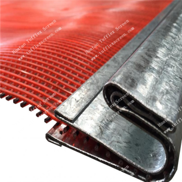 Polyurethane Fine Screen Mesh for Coal Sieving