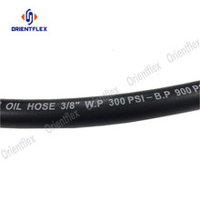 100ft flexible gasoline main fuel oil hose 20bar