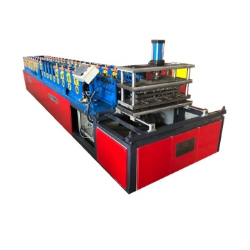 Meta big square plate roll  forming machine