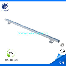 9W low power aluminum IP65 led linear bar