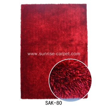 Polyester Thick Yarn Plain Color