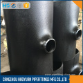 ASTM A234WPB Sch40 Carbon Steel Seamless Tee