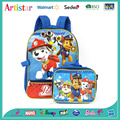 PAW PATROL license school backpack