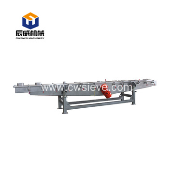 linear quadrate vibrating feeder sieving machinery