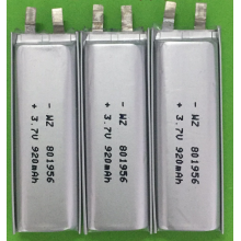 920mAh Lipo Battery For Voice Recorder (LP1X5T8)