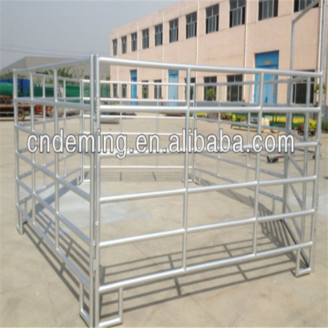 Metal Tubular Fence Galvanized Livestock Farm Fence Panel