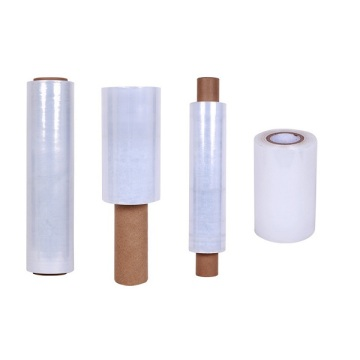 Low noise clear wrapping lldpe stretch wrapping film