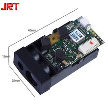 Accurate laser distance measurement meter module