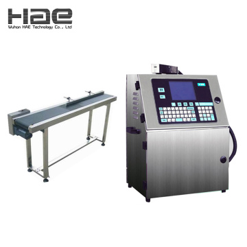 Continuous Expiry Date Batch Code Inkjet Printer