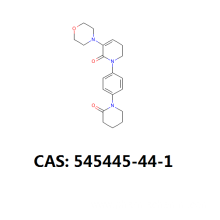 China for Apixaban Intermediates Apixaban intermeidate Cas 545445-44-1 supply to Liberia Suppliers