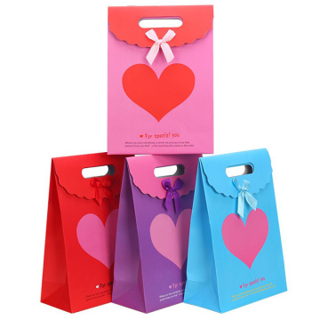 Custom Wedding Gift Paper Bag