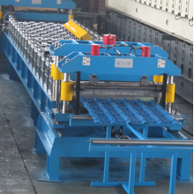 steel roofing Metal roof tile making machinery