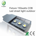 Fixture 150 watts COB led street light outdoor