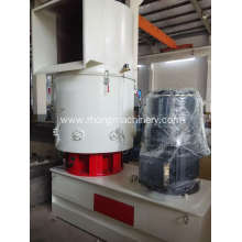 agglomerator for film granulating
