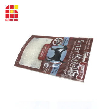 Dog Food Packaging Bag Stand Up Pouch