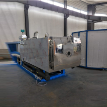 OEM for Vacuum Food Freeze Dryer Industrial vacuum freeze drying machine for food export to Denmark Factory