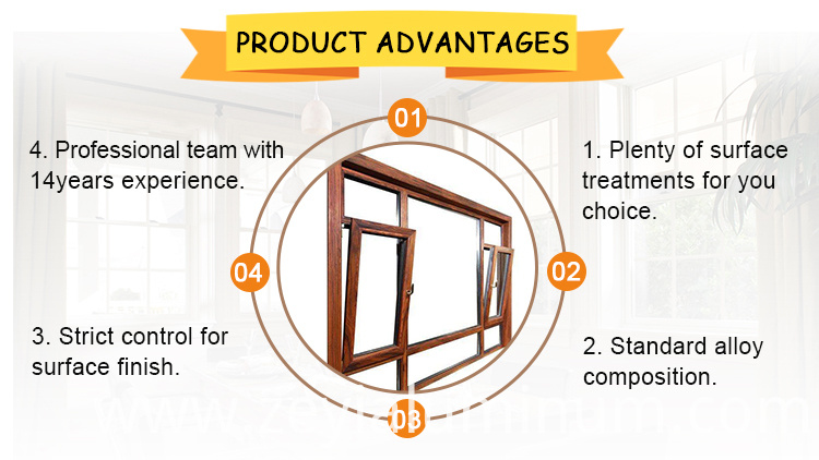 Aluminum Profile Product Advantages