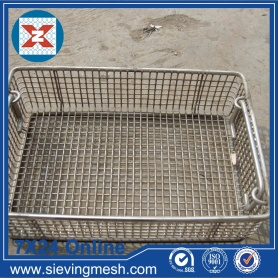 Wire Mesh Storage Baskets