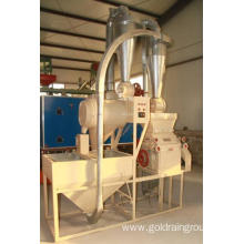 Small milling machine flour mill machine