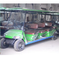 gas golf cart car for sale for 8 persons