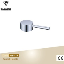 Bathroom Chrome Finished Die Casting Faucet Lever Handles