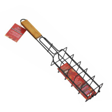 Excellent quality for Bbq Grill Basket,Grill Basket,Fish Grill Basket Manufacturers and Suppliers in China Non-stick Grill vegetables basket supply to Netherlands Manufacturer