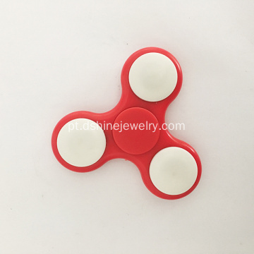 Led Light Up Spinner Mão Colorido Glowing Fidget Spinners