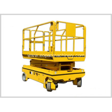 Best Price for for Electric Scissor Lift Hydraulic Self-Propelled Electric Scissor Lift table export to Comoros Manufacturers