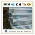BS1387 /ASTM A53 Galvanized Pipe
