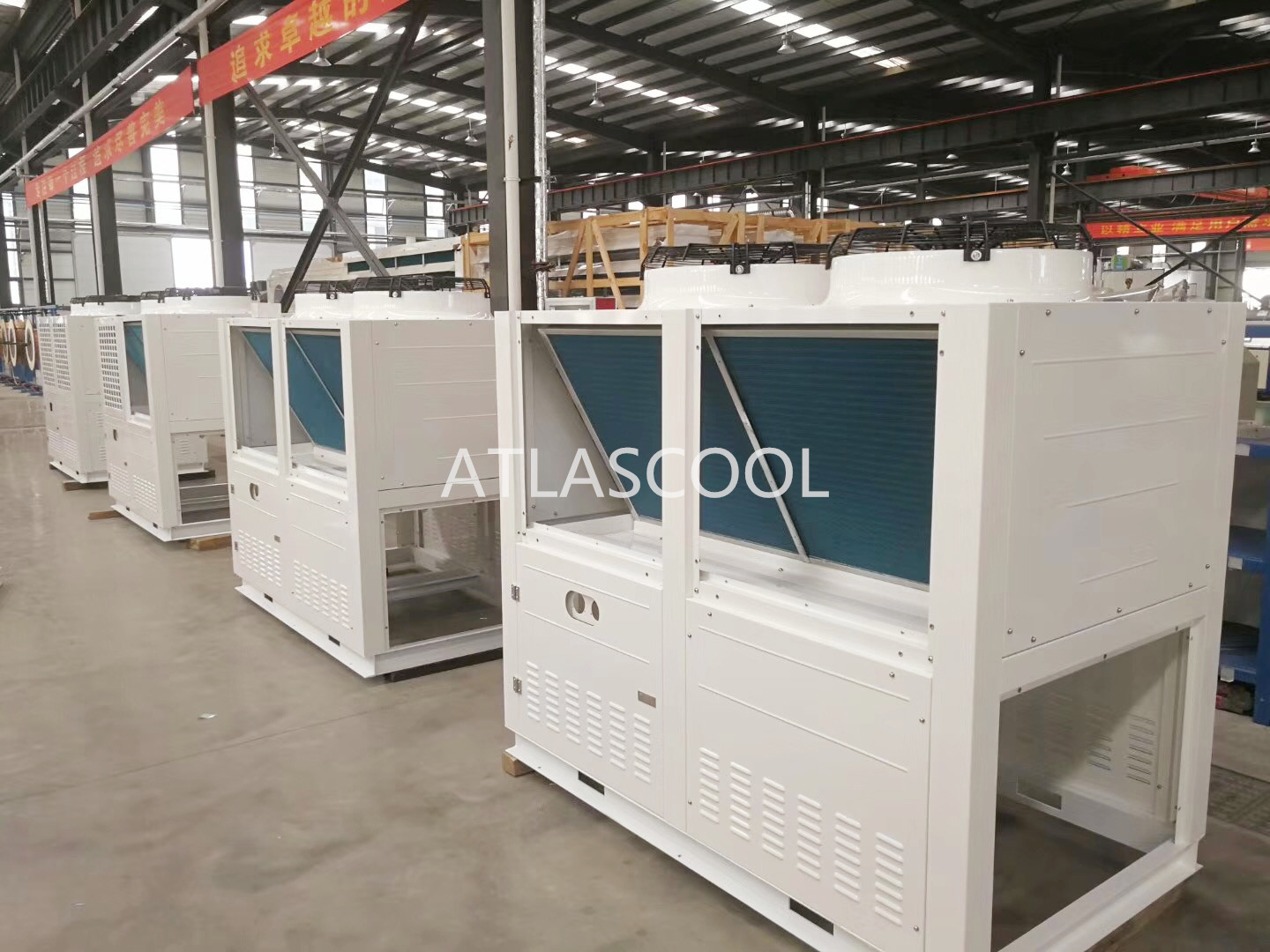 refrigeration unit for cold room