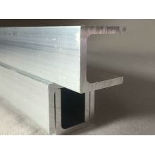 Different square extruded aluminum profile suppliers