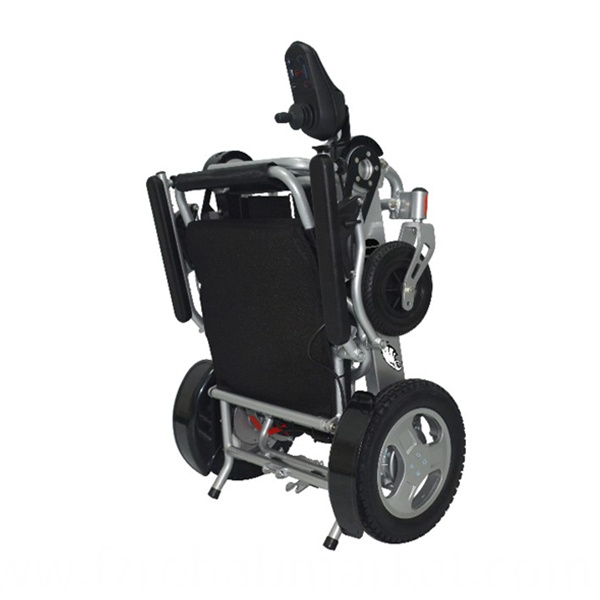 Light Folding Electric Wheelchair