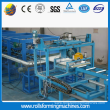 China Professional Supplier for Rock Wool Sandwich Panel Machine rockwool sandwich board production line export to Dominica Manufacturers