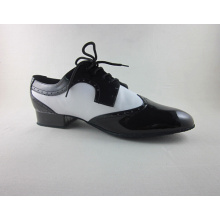 Bottom price for Mens Ballroom Shoes,Mens Ballroom Dance Shoes,Mens Dance Sneakers Manufacturers and Suppliers in China Smooth ballroom shoes online for men supply to Gabon Importers