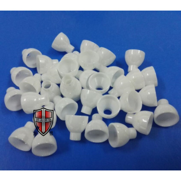 Factory source manufacturing for Zirconia Toughened Alumina Sleeve zirconia ceramic machinery petroleum bushings sleeves export to Poland Manufacturer