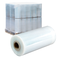 Cheap LLDPE stretch pallet wrap fim