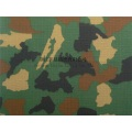 TC Rip-Stop Africa Woodland Camouflage Fabric