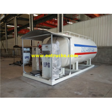 20m3 Mobile LPG Skid Plants
