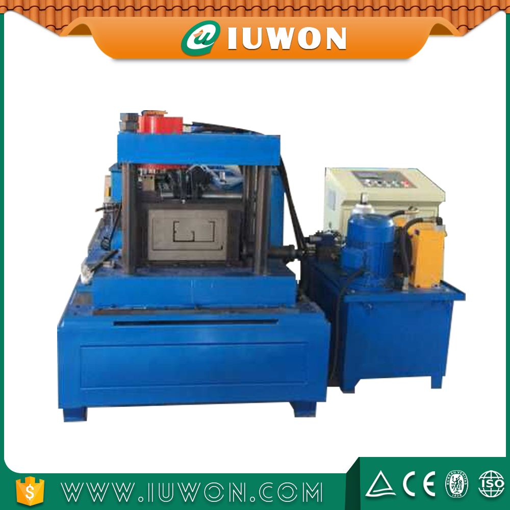 Experienced Cable Tray Forming Making Machine Line
