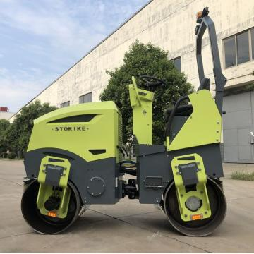 Hot sale small Yanmar engine road roller