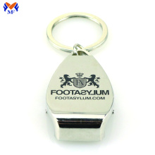 Good Quality for Bottle Opener Keychain Metal beer bottle opener keychain custom logo export to Romania Suppliers