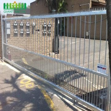 Welded Sliding Gates Fence Gate For Garden